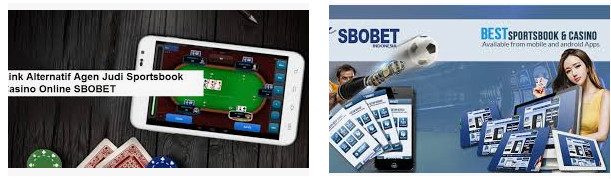 Aplikasi untuk agen casino online sbobet