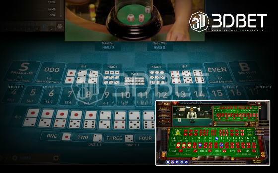 Belajar live casino sbobet
