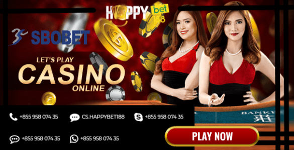 Main di agen casino online sbobet
